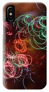 Swirls 2 IPhone Case