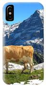 Swiss Scene IPhone Case