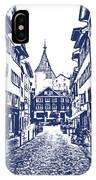 Swiss Street IPhone Case