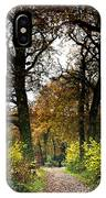 Swithland Woods, Leicestershire IPhone Case