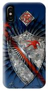Sword And Shield IPhone Case