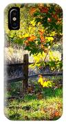 Sycamore Grove Series 11 IPhone Case