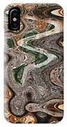 Sycamore Tree Abstract # 9283 IPhone Case