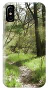 Sylvan Joy IPhone Case