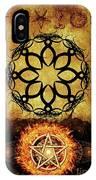 Symbols Of The Occult IPhone Case