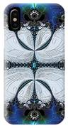 Symmetry In Circuitry IPhone Case