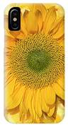 Symphony In Yellow IPhone Case