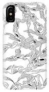 Synapses IPhone Case