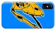 T-rex Graphic IPhone X Case