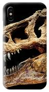 T-rex Skull IPhone Case