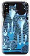 Tabby Family IPhone Case