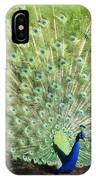 Tailfeathers IPhone Case