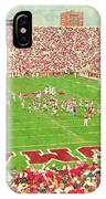 Take The Field IPhone Case