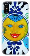 Talavera Sun IPhone Case
