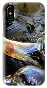 Tale Of The Wild Koi IPhone Case