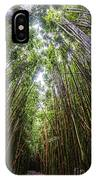 Tall Bamboo IPhone Case