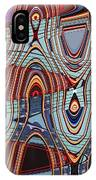 Tall Building Showing Colors IPhone Case