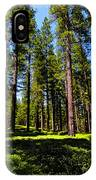 Tall Forest IPhone Case