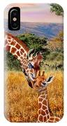 Tall Love From Above IPhone Case