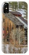 Tall Old Building IPhone Case