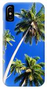 Tall Palms IPhone Case