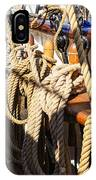 Tall Ship 1 IPhone Case