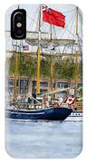 Tall Ships Festival IPhone Case