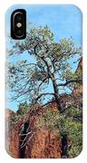 Tall Trees And Rocky Spires IPhone Case