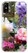 Tallahassee Springtime Collage IPhone Case