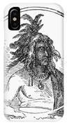 Tanacharison (c1700-1754) IPhone Case
