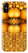 Tangerine Tears IPhone Case