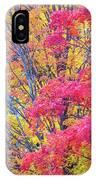 Tangerine Tree IPhone Case