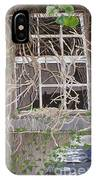 Tangle Of Memories-clounleharde School IPhone Case