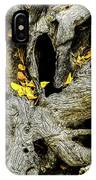 Tangled Roots IPhone Case