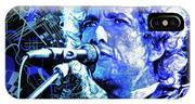 Tangled Up In Blue, Bob Dylan IPhone Case