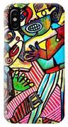 Tango Dance Of Love IPhone Case