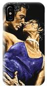 Tango Heat IPhone Case