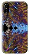 Tapestry With Rock IPhone Case