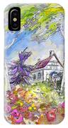 Tarbes 05 IPhone Case