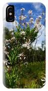 Tarflower Blooming IPhone Case