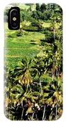 Taro Fields IPhone Case