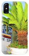 Tarpon                 Tarpon Palm                                     IPhone Case