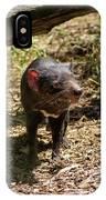 Tasmanian Devil 2 IPhone Case