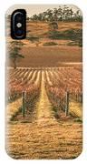 Tasmanian Winery In Winter IPhone Case