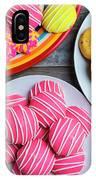 Tasty Assortment Of Cookies IPhone Case
