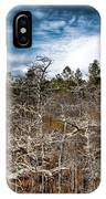 Tate's Hell State Forest IPhone Case