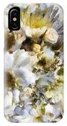 Tattered Bouquet IPhone Case