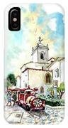 Tavira 05 IPhone Case