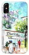 Tavira 06 IPhone Case