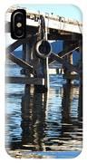 Te Anau Pier IPhone Case by Jocelyn Friis